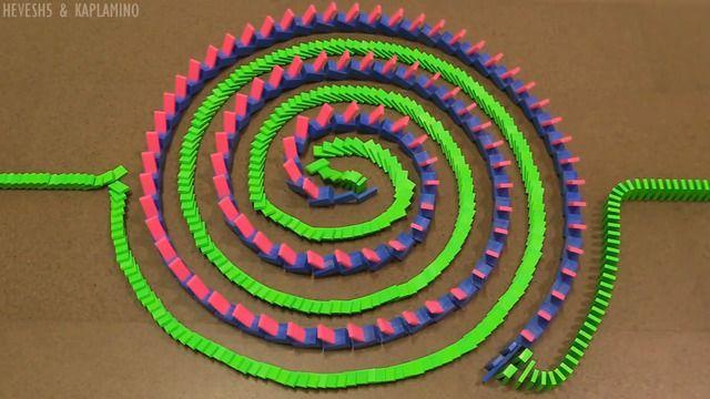 image chutes-dominos-inhabituelles
