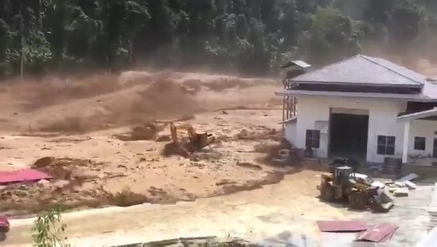 image rupture-barrage-riviere-laos