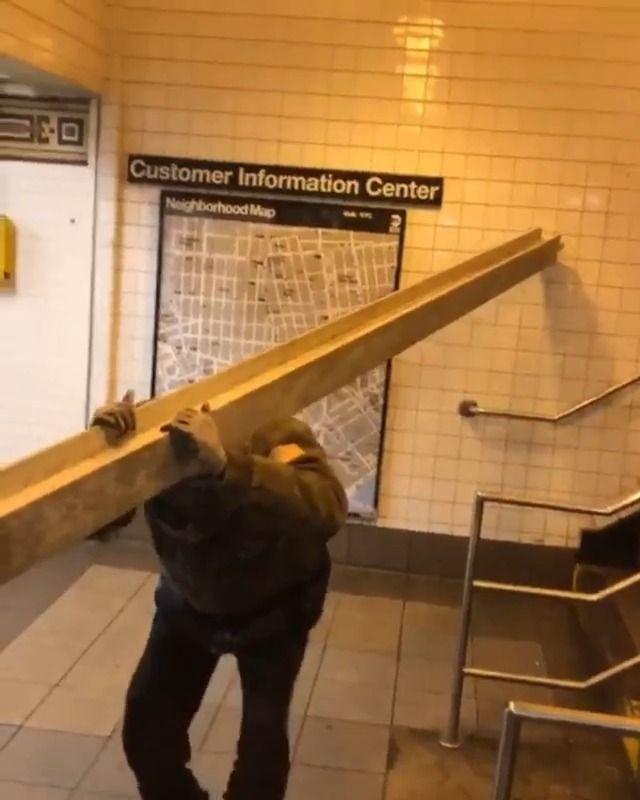 image poutre-metro-new-york