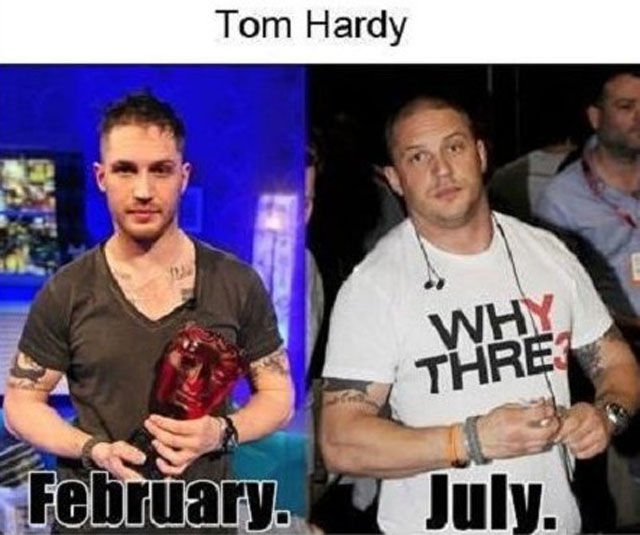 acteurs-transformation-corps-tom-hardy