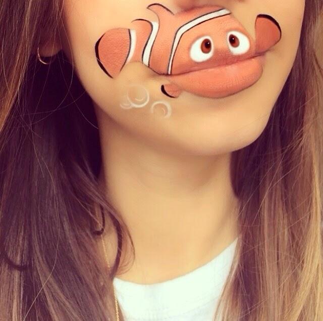 maquillage-bouche-nemo