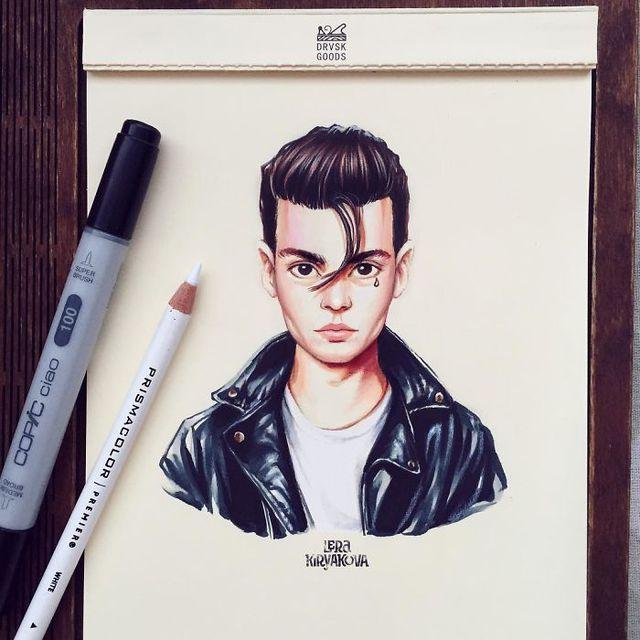 celebrites-dessinees-lera-kiryakova-10