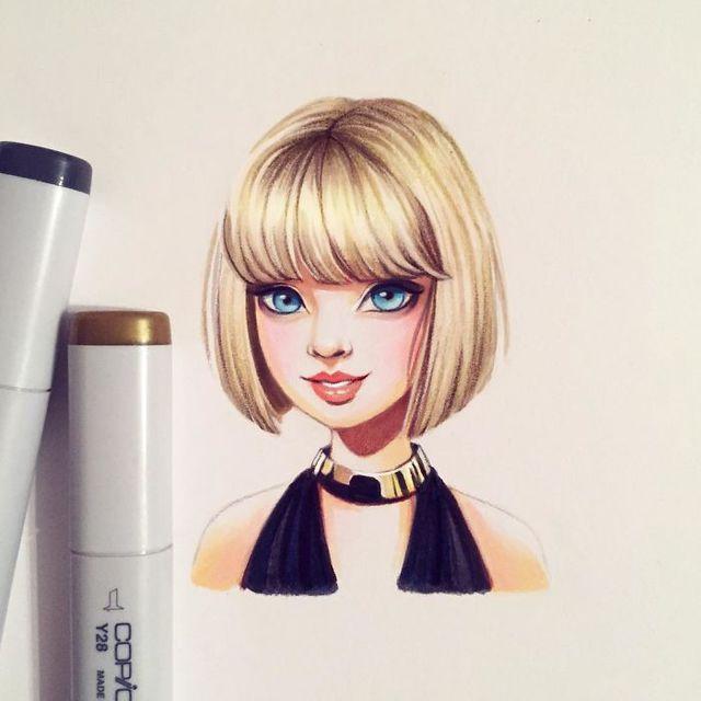 celebrites-dessinees-lera-kiryakova-19