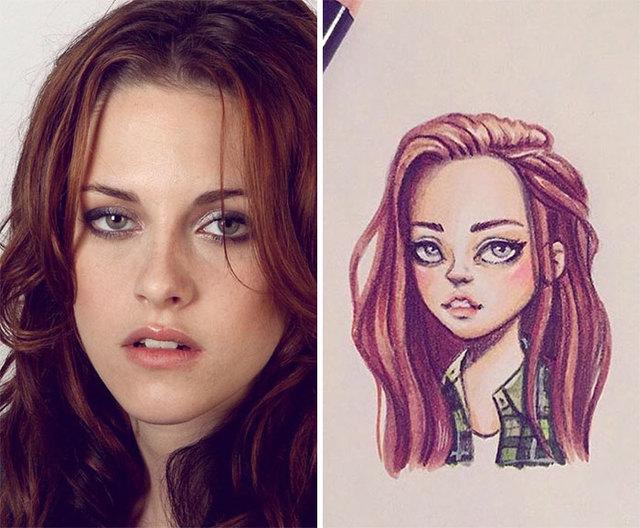 celebrites-dessinees-lera-kiryakova-23