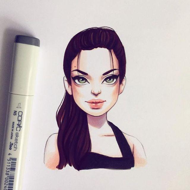 celebrites-dessinees-lera-kiryakova-27