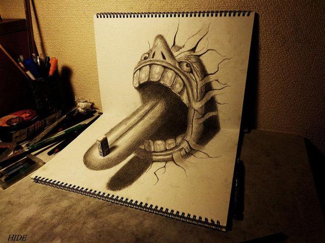 dessins-3d-crayon-15