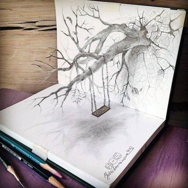 dessins-3d-crayon-20