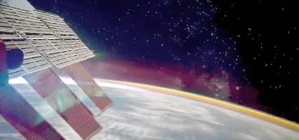 panneaux-solaires-iss
