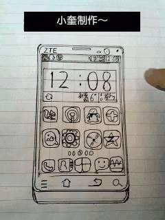 smartphone-papier