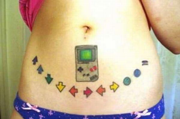 tatouages-jeux-videos-konami-code