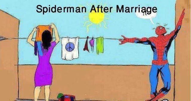 spiderman-apres-mariage