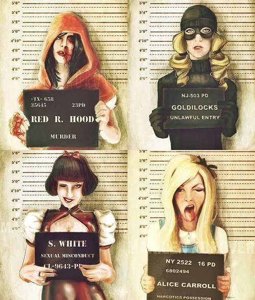 personnages-feminins-disney-prison