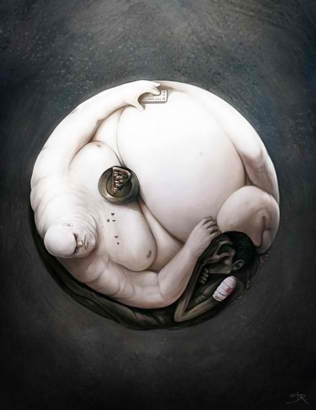 obese-famine