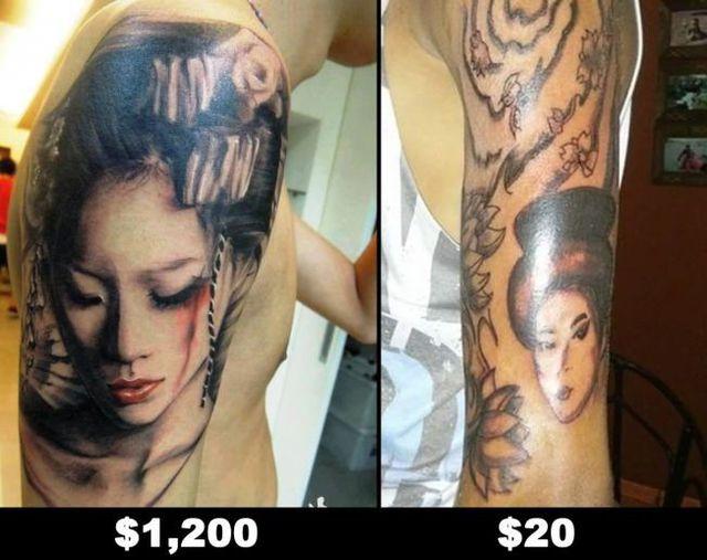 difference-entre-tatouage-1200-euros-20-euros