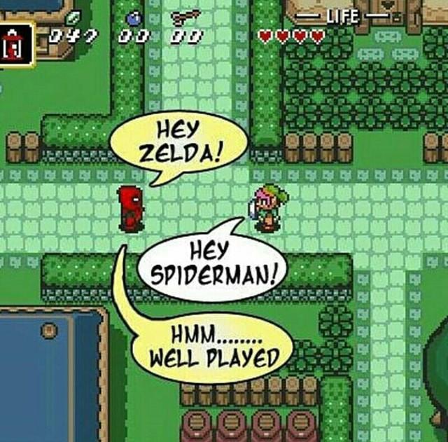 zelda-spiderman