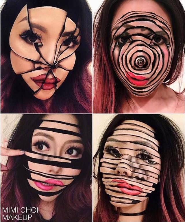maquillage-visage-decoupe