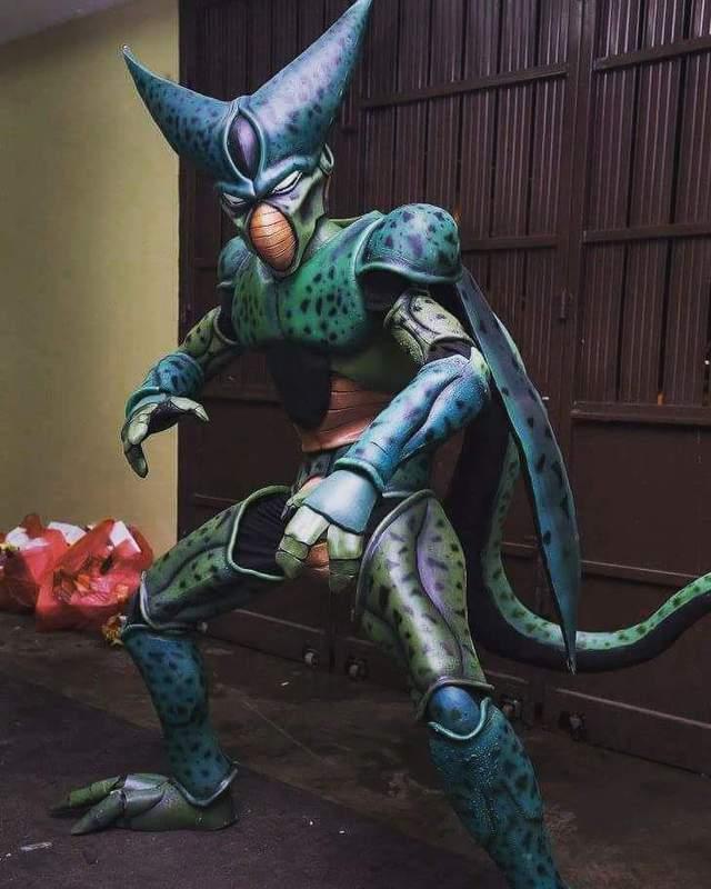 cosplay-parfait-cell-dbz