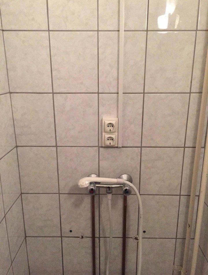 Prise de courant sous la douche - Epilateur electrique sous la douche ...