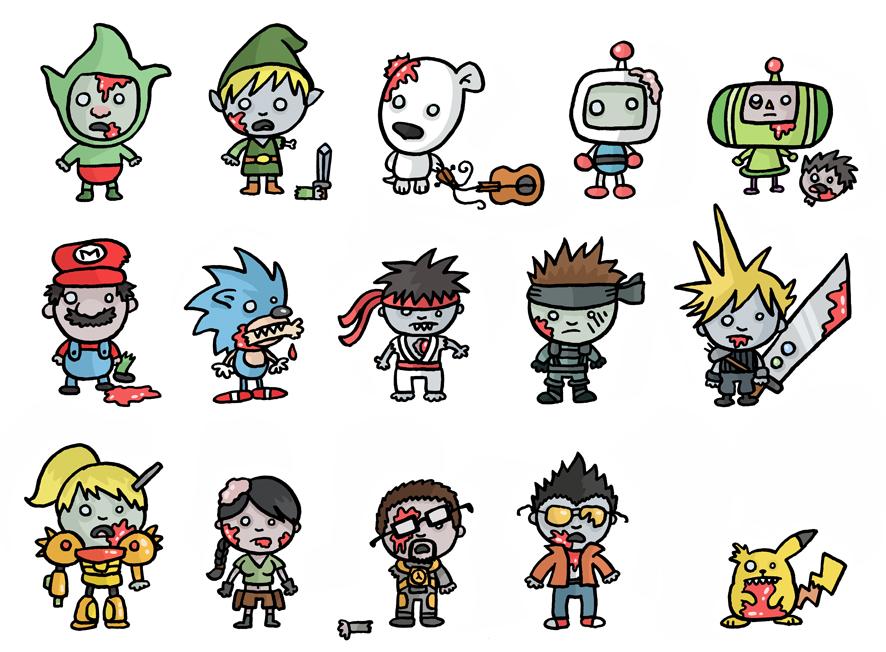 vrac-48-heros-zombie