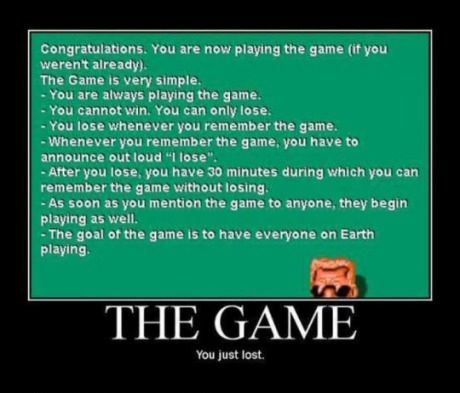 the-game-you-lost