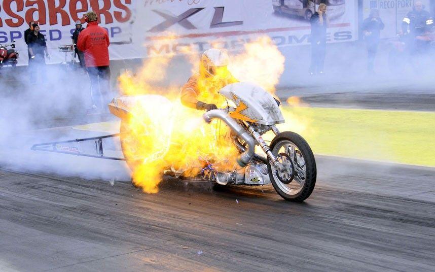 moto-feu