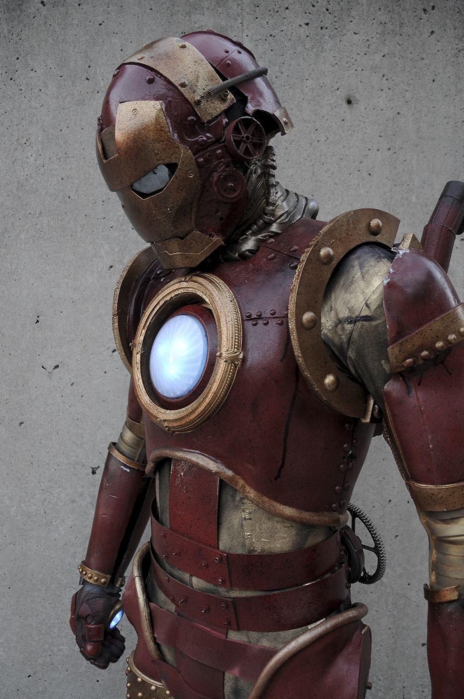 steampunk-iron-man