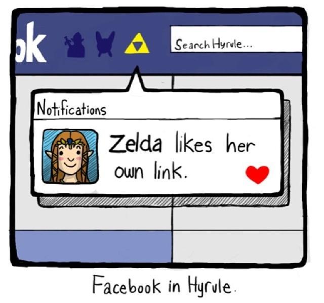 zelda-likes-her-own-link
