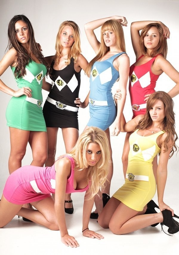 filles-power-rangers
