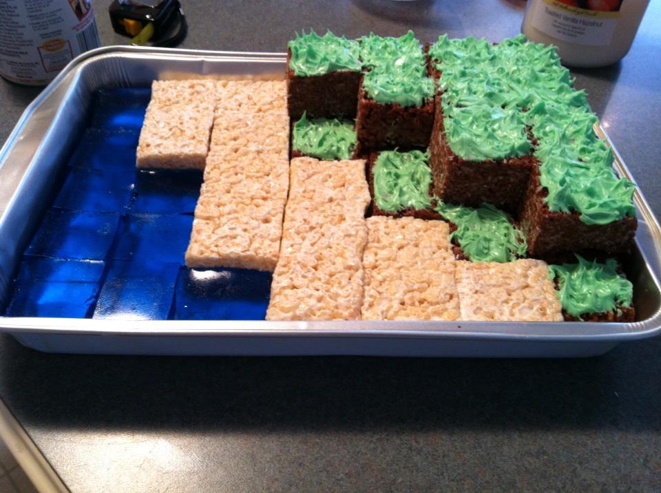 gateau-minecraft-2