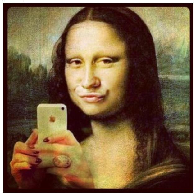 mona-lisa-duck-face