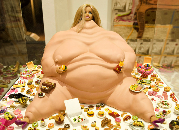 barbie-obese