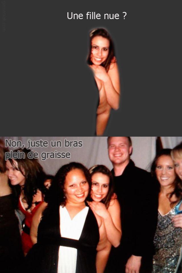 Image Une fille nue ?