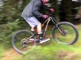 Nouvelle figure de chute en BMX