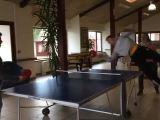 Retour acrobatique au Ping Pong