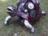 Tortue Steampunk